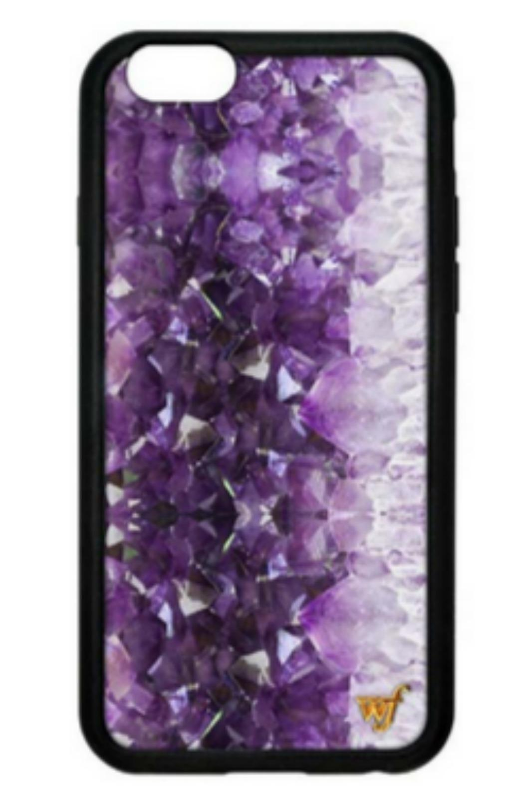 Wildflower Cases Amethyst 6+ from New York by Let's Bag It — Shoptiques