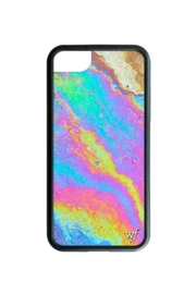 Wildflower Cases Iridescent Iphone Case - Front full body