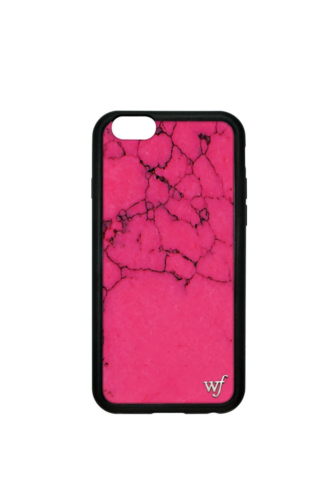 Wildflower Cases Pink Marble Iphone6+ - Main Image