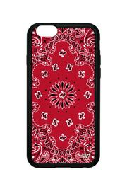 Wildflower Cases Red Bandana Iphone6 Case - Product Mini Image