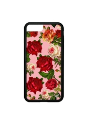 Wildflower Cases Rose-Garden Iphone 6+,7+,8+ - Front cropped