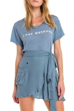 Wildfox 7-Day Weekend Tee - Product List Image