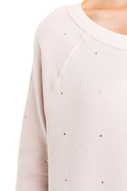 Wildfox All-Over-Glitz Sweatshirt - Back cropped