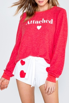 Wildfox Attached Sweatshirt - Product List Image