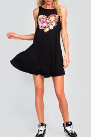 Wildfox Cassidy Floral Dress - Product Mini Image