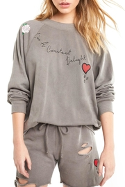 Wildfox Delight Sommers Sweater - Product Mini Image