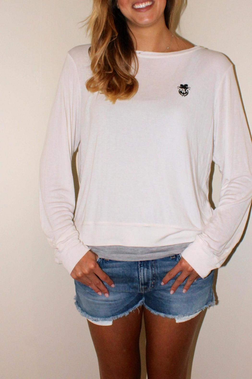 Wildfox Fourth List Pullover - Main Image