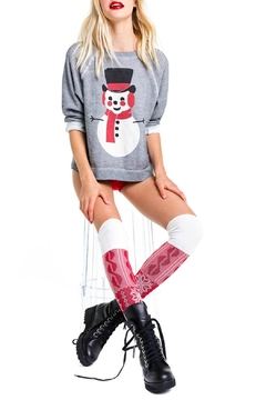Shoptiques Product: Frosty Sommers Sweater
