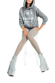 Wildfox I'm-a-Mouse Hoodie - Product Mini Image