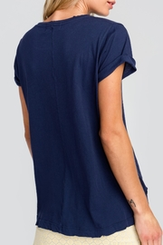 Wildfox Internet Famous Tee - Back cropped