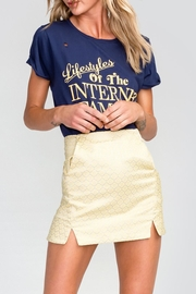 Wildfox Internet Famous Tee - Product Mini Image