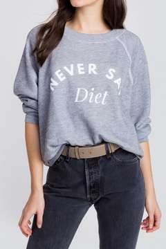 Wildfox Never Say Diet Tee - Product List Image