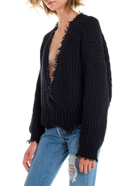 Wildfox Palmetto Sweater - Back cropped