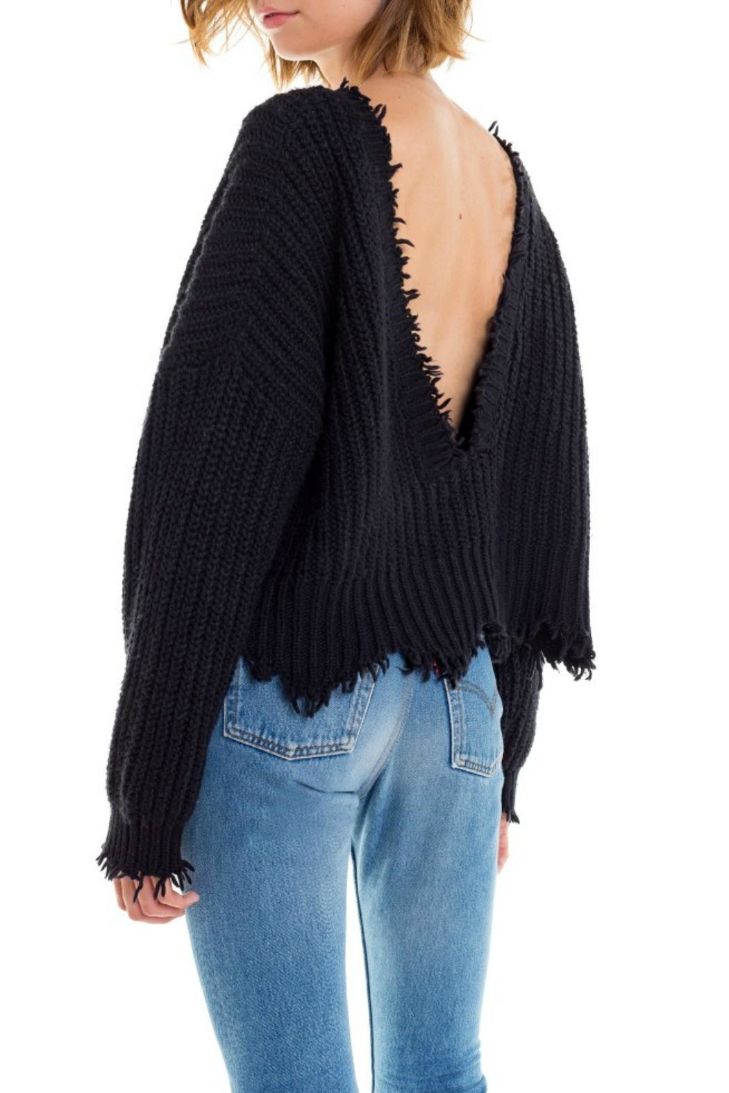 Wildfox Palmetto Sweater - Front Full Image