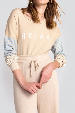 Shoptiques Product: Relax Sweatshirt