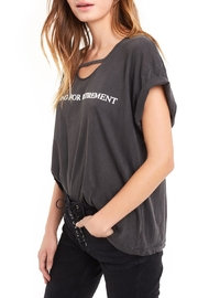 Wildfox Retired Rivo Tee - Front full body