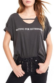 Wildfox Retired Rivo Tee - Front cropped