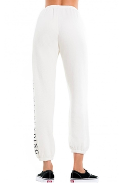 Wildfox Still Weekend Sweatpants - Alternate List Image