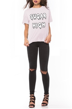Wildfox Sugar High Tee - Product List Image