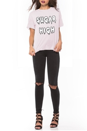 Wildfox Sugar High Tee - Product Mini Image