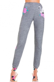 Wildfox Swans Crossing Sweatpants - Back cropped