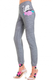 Wildfox Swans Crossing Sweatpants - Front full body