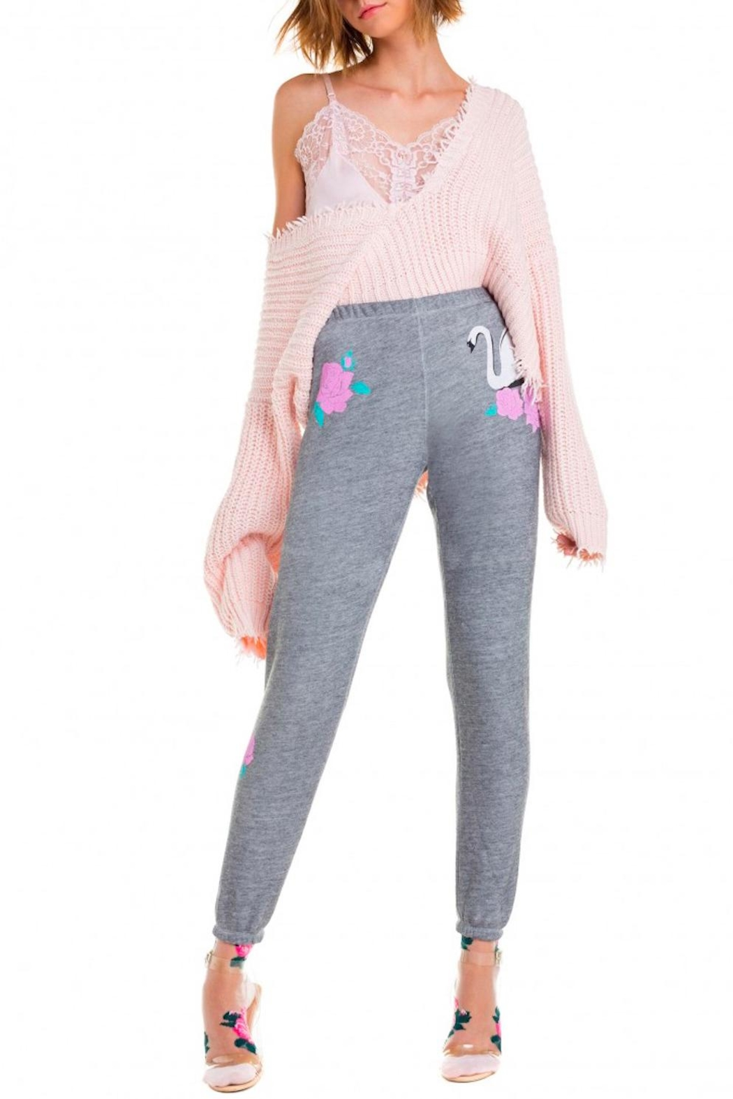 Wildfox Swans Crossing Sweatpants - Main Image