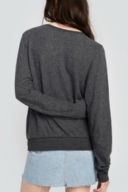 Wildfox Too Glam Sweatshirt - Back cropped