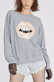 Wildfox Vampy Sweatshirt - Product Mini Image