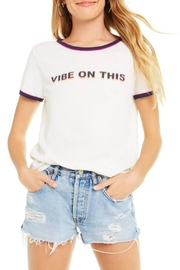 Wildfox Vibe-On-This Tee - Product Mini Image