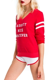 Wildfox Whatever Pullover - Front full body