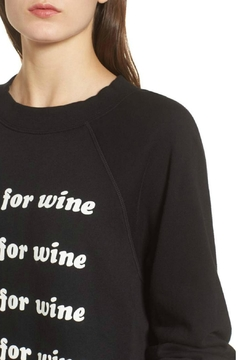 Wildfox Wino Sweatshirt - Alternate List Image