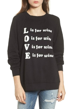 Wildfox Wino Sweatshirt - Product List Image