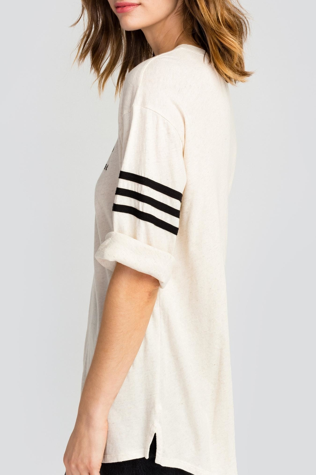Wildfox Working Out Tunic Top - Side Cropped Image