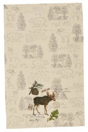 Park Designs Wildlife Trail Dishtowels - Product Mini Image