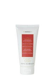 Korres Wildrose Exfoliating Cleanser - Front cropped