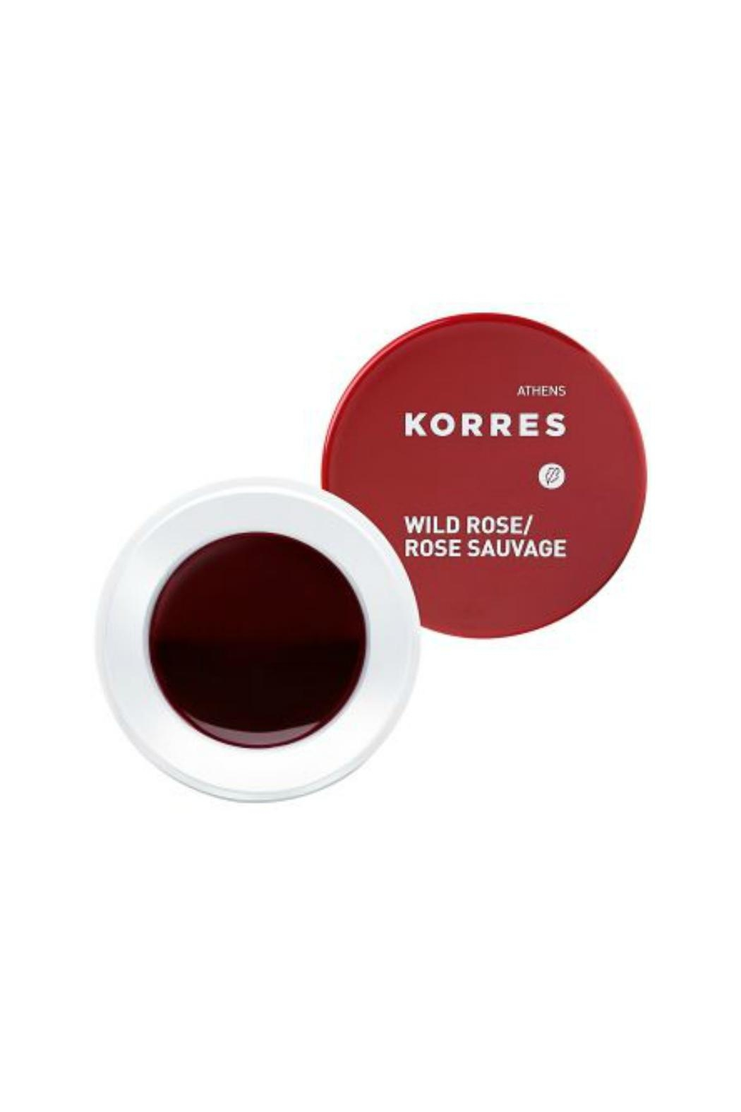 Korres Wildrose Lip Butter - Main Image