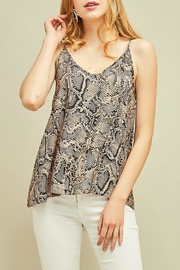 Entro Wildside Camisole - Front full body
