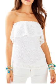 Lilly Pulitzer Wiley Tube Top - Product Mini Image