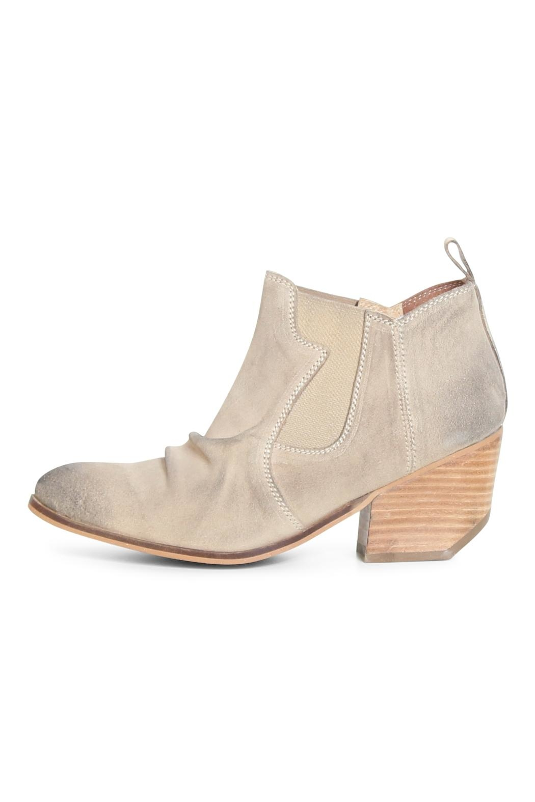 Coconuts by Matisse Wilkins Western Bootie - Front Cropped Image