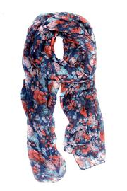 Wilkins & Olander Denim Rhapsody Scarf - Product Mini Image