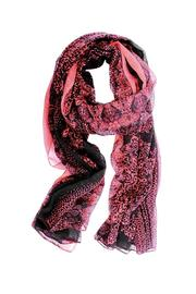 Wilkins & Olander Medallion Print Scarf - Product Mini Image