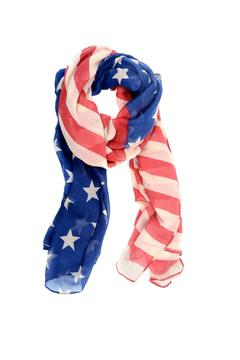 Shoptiques Product: Old Glory Scarf