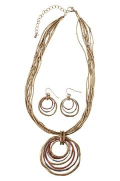 Wilkins & Olander Rings Necklace Set - Product List Image