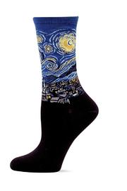 Wilkins & Olander Starry Night Socks - Product Mini Image