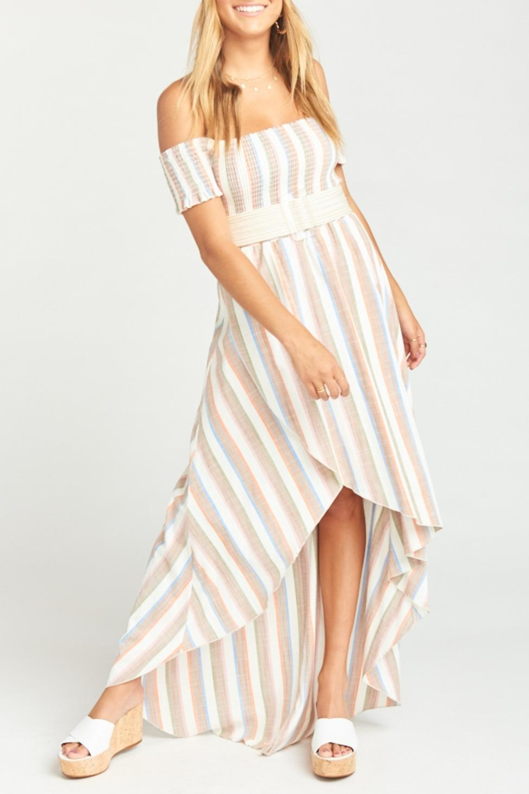 Show Me Your Mumu Willa Maxi Dress - Main Image