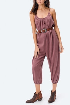 Love Stitch Willa-Tencel Jumpsuit - Alternate List Image