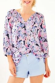Lilly Pulitzer Willa Top - Product Mini Image