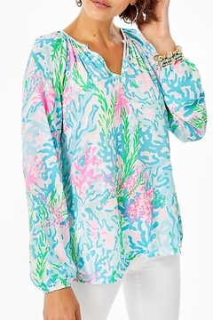 Lilly Pulitzer  Willa Top - Product List Image