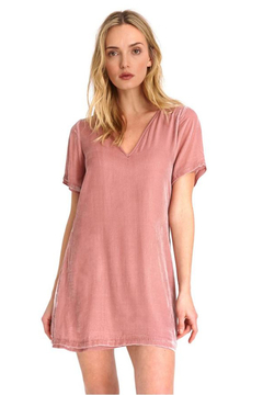 AS by DF WILLA VELVET SHIFT DRESS - Product List Image